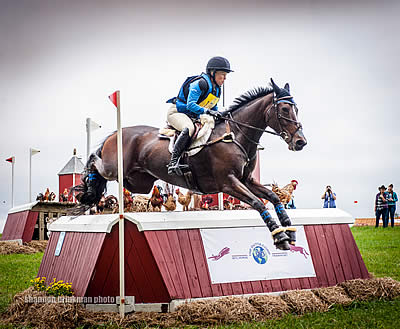 Rutledge Gallops to CCI3* Lead at Fair Hill International Three-Day Event