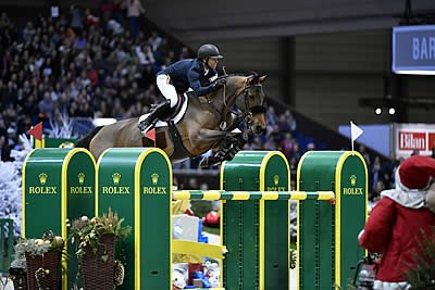 Kent Farrington Closes the Year Winning the Rolex Grand Prix at CHI Geneva