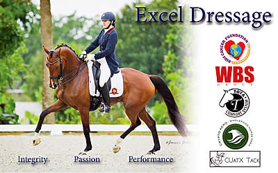 Zenanta and Amy Speck-Kern Post Career-Best Prix St. Georges Score at White Fences Polar Express