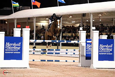 Meredith Michaels-Beerbaum Wins $70,000 Marshall & Sterling Insurance Grand Prix CSI 2*