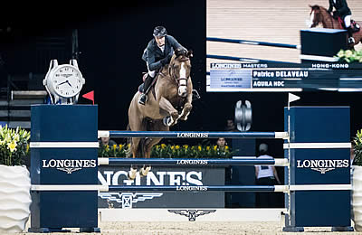 Season III of Longines Masters Series Makes Thrilling Ride through Asia