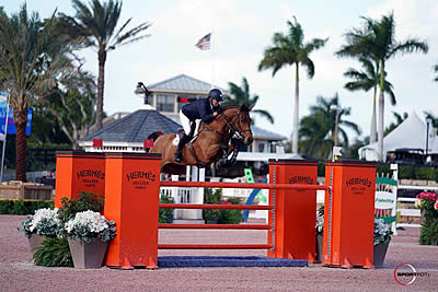 Paul O'Shea and Imerald van't Voorhof Save Best for Last in $50k Equiline Grand Prix CSI 2*