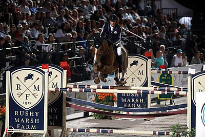 Olivier Philippaerts Wins Two in a Row at $132,000 Rushy Marsh Farm Grand Prix CSI 3*