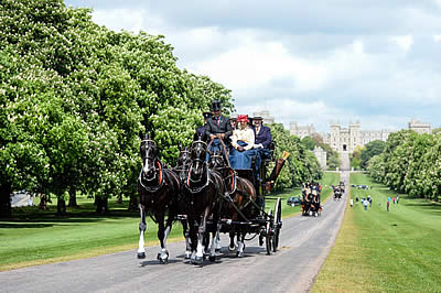 Diamond Year for CHI Royal Windsor Horse Show