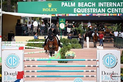 Lucy Deslauriers Comes Back to Win $132k Equinimity WEF Challenge Cup Round 12