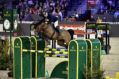 Riders from around the World Target Dutch Masters in Pursuit of Rolex Grand Slam of Show Jumping
