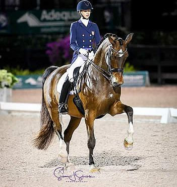 Laura Graves Sets New AGDF Record High Score with Astonishing Freestyle