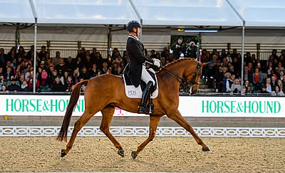 Charlotte Dujardin and Carl Hester Head to Royal Windsor Horse Show