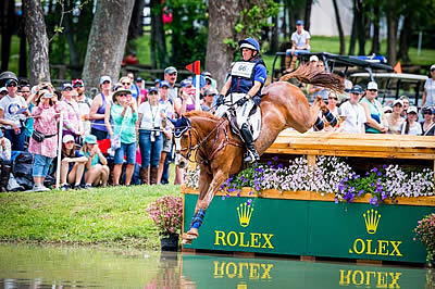 Five Things to Know about the Land Rover Kentucky Three-Day Event