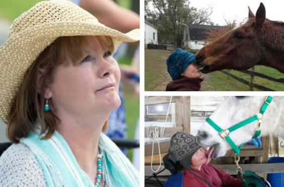 Equestrian Aid Foundation Helps Eventer Kim Meier Cope after Life-Altering Injury
