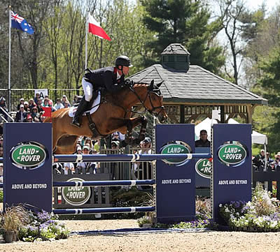 Oliver Townend Crowned Winner of Land Rover Kentucky Three-Day Event