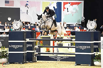 McLain Ward Claims Stunning Victory in Longines Grand Prix of New York