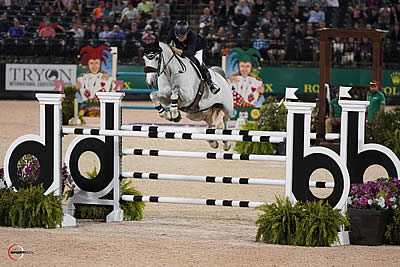 Leslie Burr-Howard and Donna Speciale Best Field in $70k Tryon Resort Grand Prix CSI 2