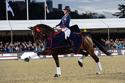 Spectacular Dujardin Dominates on Day Three of Royal Windsor Horse Show