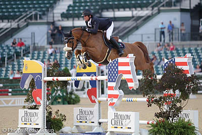 Darragh Kenny Does It Again to Claim $131k Hollow Creek Farm Grand Prix CSI3*