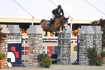 Darragh Kenny Conquers $35,000 Hagyard Classic CSI3* with Babalou 41
