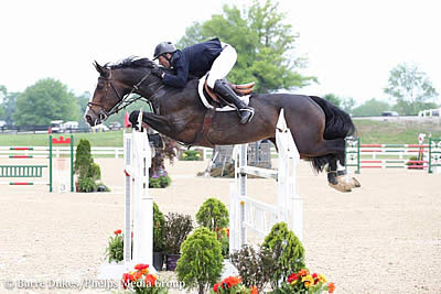Andy Kocher and Kahlua Kick Off Kentucky Spring Classic with $35k Welcome Speed CSI3* Win