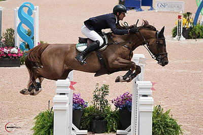 Rowan Willis and Everse W Finish on High Note at Tryon Spring 4