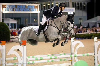 McLain Ward Makes Devon History with Tenth Career $250k Sapphire Grand Prix Win