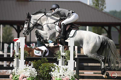 Nicole Bellissimo & Casino Top $35k 1.45m Sunday Classic CSI 2* at Tryon Summer III