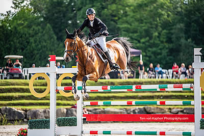 International Bromont 2018: Ireland Dominates in the FEI Open Welcome