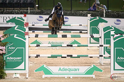 Shulman Glides to First in $70,000 Adequan Grand Prix CSI 2* at Tryon