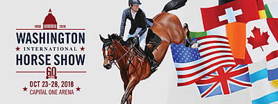 Prize List Now Available Online for 60th Anniversary Washington International Horse Show