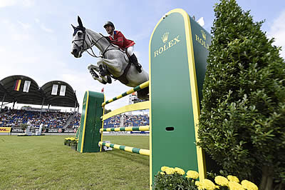 McLain Ward Wins the Prize of North Rhine-Westfalia at CHIO Aachen