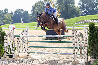 Kady Abrahamson and Charline 28 Finish First in $40,000 Bluegrass Festival Grand Prix
