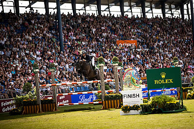 Inside the CSIO Spruce Meadows 'Masters'