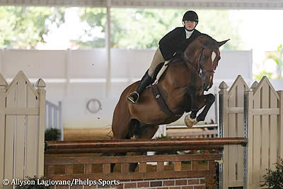 Halley, Dayner, Jones, and Buda Come Out on Top in SMF Equitation Team Challenge