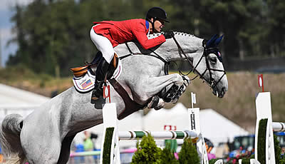Tears of Triumph as USA Wins Bank of America Team Jumping Title on Home Turf
