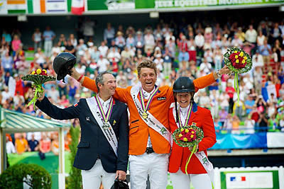 Horse & Country TV's Coverage of World Equestrian Games Begins on Thursday