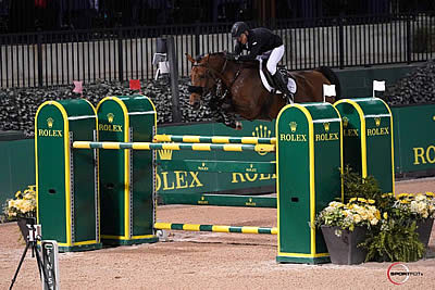 Double Clear and a Second Win for Kent Farrington in Tryon