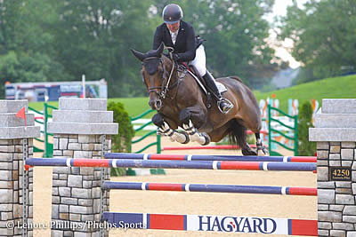 Lorcan Gallagher Earns 2018 Hagyard Challenge Series $50,000 Leading Rider Bonus