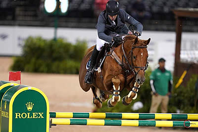 Conor Swail and Rubens LS La Silla Triumph in $384k Rolex Grand Prix CSI 5* at Tryon