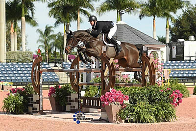 Shane Sweetnam Sweeps $35,000 Dover Saddlery Holiday & Horses Opener CSI 4*