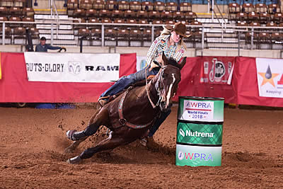 Victory Comes in Many Forms for Mother-Daughter Barrel Racers Angela and Jackie Ganter