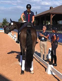 US Equestrian Is Excited to Launch Para-Equestrian Dressage Coach Certificate Program
