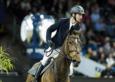 Swiss Olympic Champion Guerdat Back to World Number One in Longines Rankings