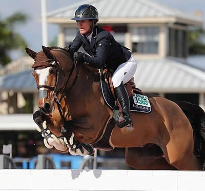 Lauren Hough and Valinski S Victorious in $36,000 Equinimity WEF Challenge Cup CSI 2*