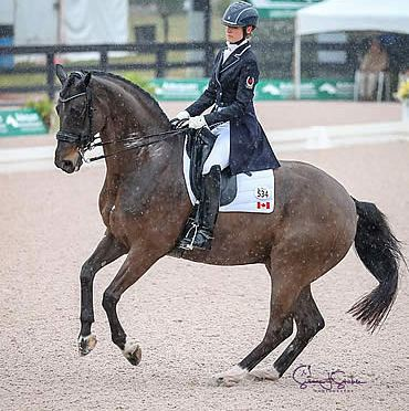 Tina Irwin and Laurencio Conclude AGDF Week 3 with Win in I-1 Freestyle