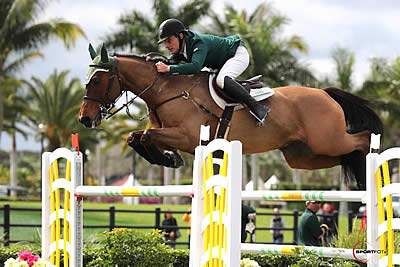 Kevin Babington and Mark Q Win $72,000 Equinimity WEF Challenge Cup Round 4