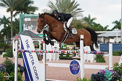 Laura Chapot and Chandon Blue Speed to Win $50,000 Grand Prix CSI 2*