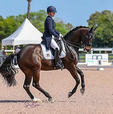 Katie Johnson and Paxton Qualify for Iron Spring Farm Future Stars Performance Series Final