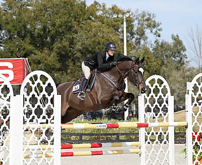 Vale Repeats and Swinderman Mitchell Rises to the Occasion at Ocala Premiere
