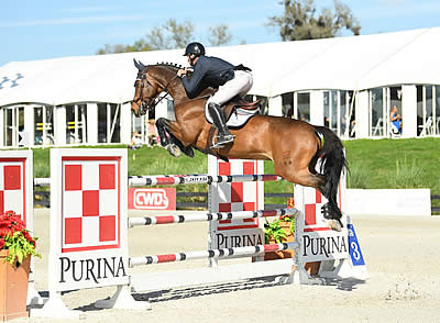 Top Hunter Scores and Close Times in the Jump-off at Ocala Tournament
