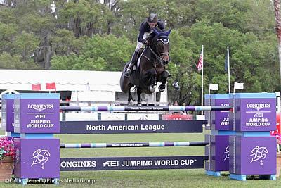 Live Oak International and Dutch Masters Rolex Grand Prix CSI5* on Horse & Country TV