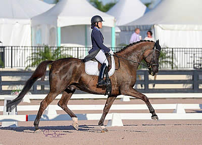 Natalie Pai and Fritz San Tino Ride to Personal Best Score at Week 11 of AGDF