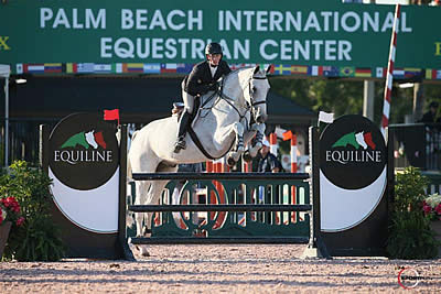 Sam Walker and Waldo Win George H. Morris Excellence in Equitation Championship